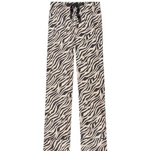 Victoria Secret Satin Animal Print Lounge Pant - L